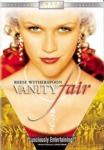 Vanity Fair (Spotlight Series) (Full Screen) DVD Movie