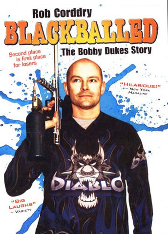 Blackballed - The Bobby Dukes Story (Widescreen) DVD Movie