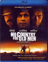 No Country For Old Men (Bilingual) (Blu-ray)