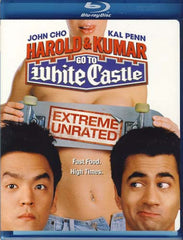 Harold And Kumar Go to White Castle (Extreme Unrated) (Blu-ray)