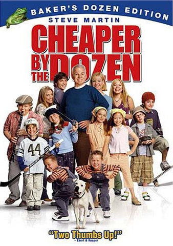 Cheaper by the Dozen - Baker s Dozen Special Edition (Bilingual) DVD Movie
