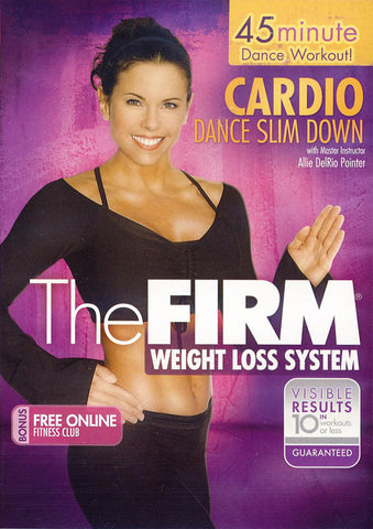 The Firm - Cardio Dance Slim Down DVD Movie