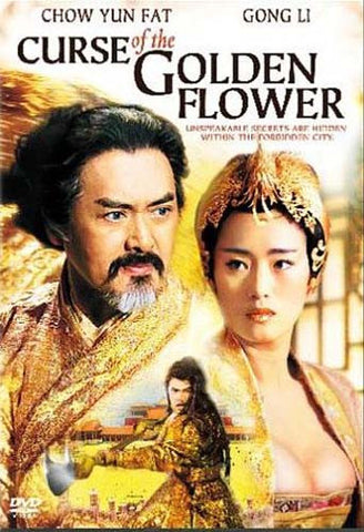 Curse of the Golden Flower DVD Movie