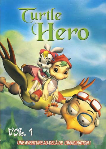 Turtle Hero - Vol.1 (French Cover) DVD Movie