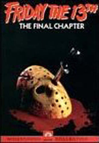 Friday the 13th - The Final Chapter DVD Movie