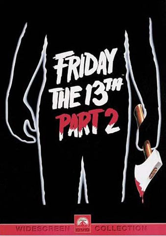 Friday the 13th - Part 2 DVD Movie