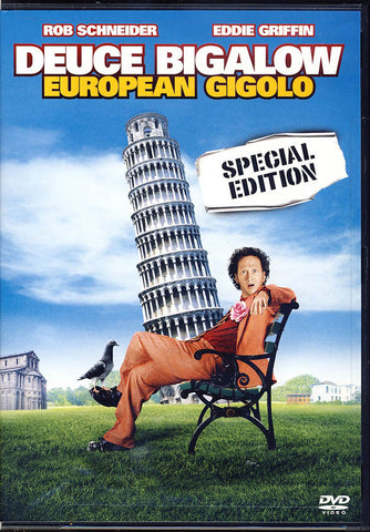 Deuce Bigalow - European Gigolo (Special Edition) DVD Movie