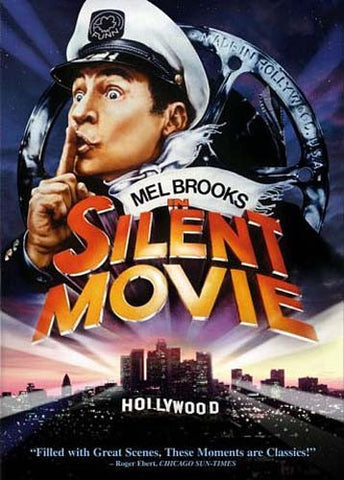 Silent Movie DVD Movie