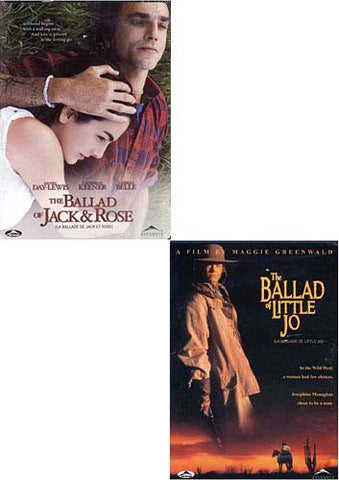 The Ballad of Jack and Rose / The Ballad of Little Jo (2 pack) (Boxset) DVD Movie