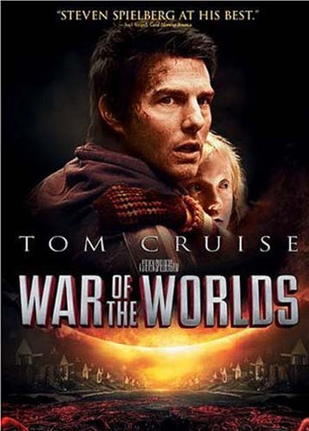 War of the Worlds (Full Screen Edition) DVD Movie
