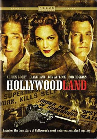 Hollywoodland (Full-Screen Edition) (Bilingual) DVD Movie