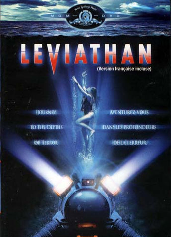 Leviathan (MGM) (Bilingual) DVD Movie