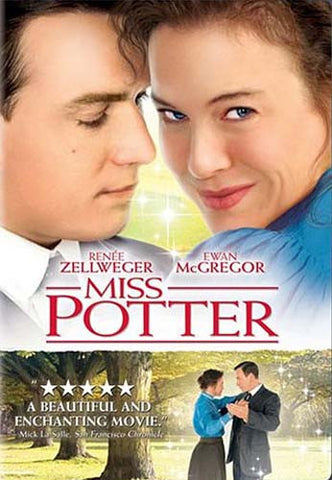 Miss Potter (Bilingual) DVD Movie