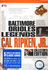 Baltimore Orioles Legends - Cal Ripken Jr. Collector's Edition (Boxset)
