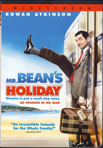 Mr. Bean s Holiday (Widescreen Edition) (Bilingual) DVD Movie