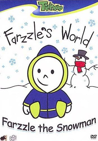 Farzzle's World - Farzzle the Snowman DVD Movie