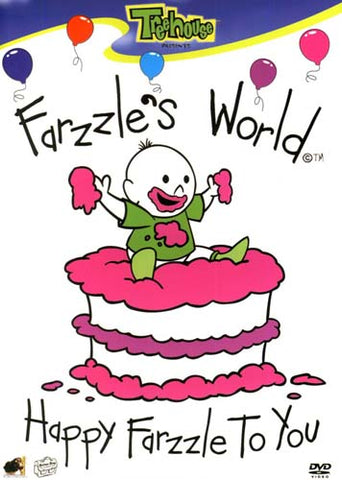 Farzzle's World - Happy Farzzle to You DVD Movie
