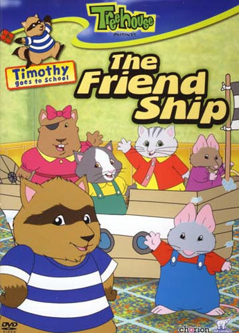 Timothy Goes To School - The Friend Ship DVD Movie