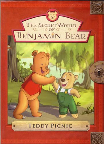 The Secret World of Benjamin Bear - Teddy Picnic DVD Movie