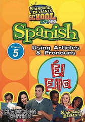 Standard Deviants School - Spanish - Program 5 - Articles and Pronouns