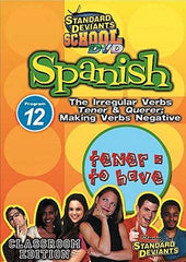 Standard Deviants School - Spanish - Program 12 - The Irregular Verbs Tener & Querer