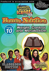 Standard Deviants School - Human Nutrition - Program 10 - Weight Control and Metabolism
