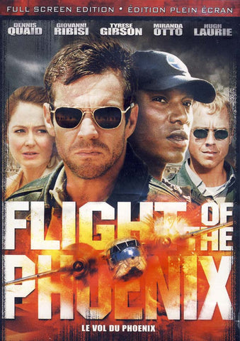 Flight of the Phoenix (Dennis Quaid) (Le Vol Du Phoenix) (Full Screen Edition) DVD Movie