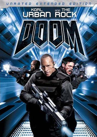 Doom (Full Screen Unrated Extended Edition) DVD Movie