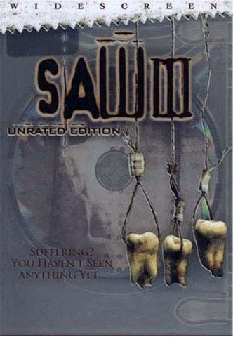 Saw III (Unrated Edition) (Bilingual) DVD Movie