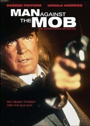 Man Against the Mob - The Chinatown Murders DVD Movie