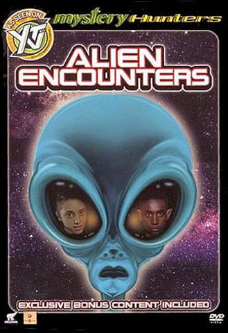 Mystery Hunters - Alien Encounters DVD Movie