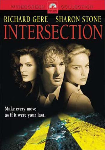 Intersection DVD Movie