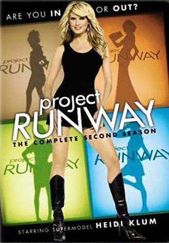 Project Runway - The Complete Season 2 (Keepcase) DVD Movie