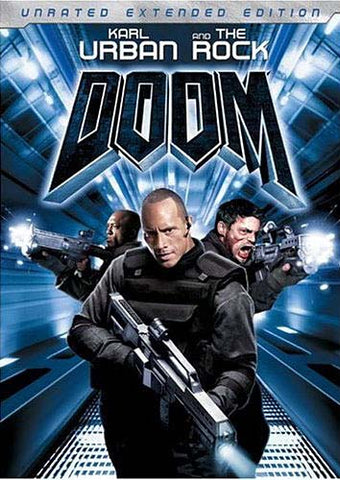 Doom (Widescreen Unrated Extended Edition) DVD Movie