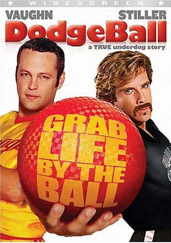 Dodgeball - A True Underdog Story (WideScreen) DVD Movie