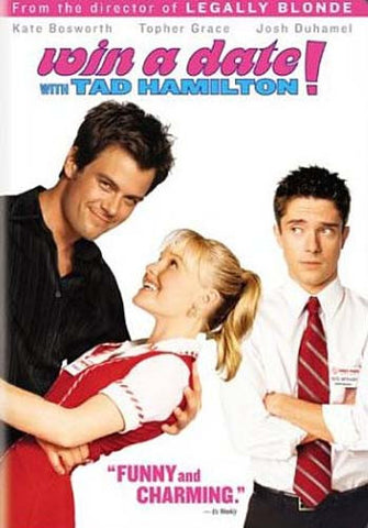 Win A Date With Tad Hamilton! (Full Screen Edition) (Bilingual) DVD Movie