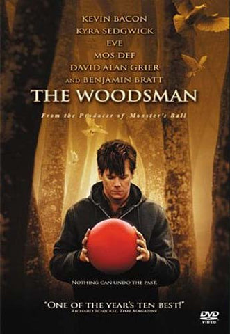 The Woodsman DVD Movie