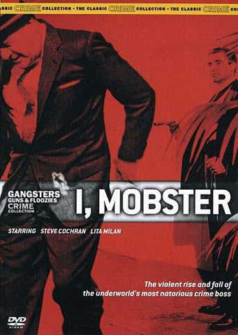 Gangsters Guns And Floozies Crime Collection - I, Mobster DVD Movie