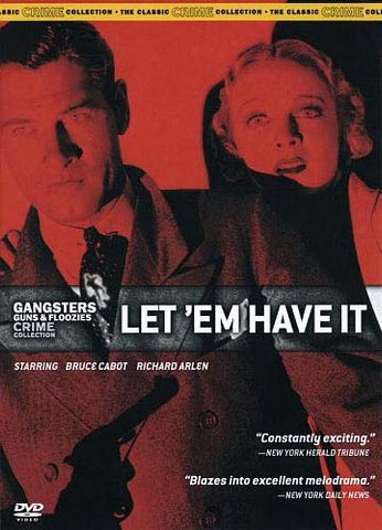 Gangsters Guns And Floozies Crime Collection: Let 'Em Have It DVD Movie