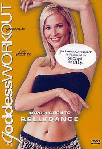 Goddess Workout - Introduction to Bellydance DVD Movie