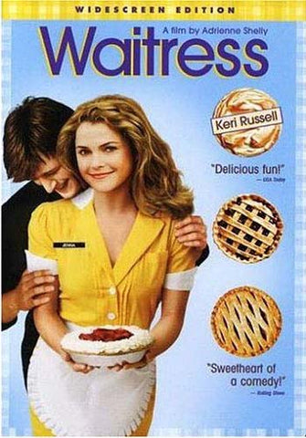 Waitress (Widescreen) DVD Movie