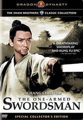 The One - Armed Swordsman (Special Collector's Edition) (Dragon Dynasty)