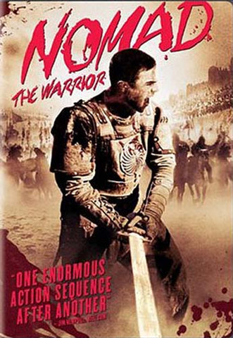 Nomad - The Warrior (ALL) DVD Movie