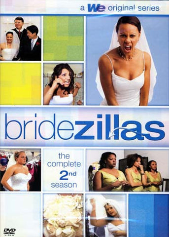 Bridezillas - The Complete Second (2) Season DVD Movie