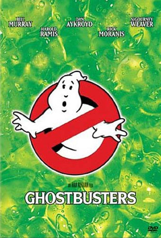 Ghostbusters (Widescreen Edition) DVD Movie