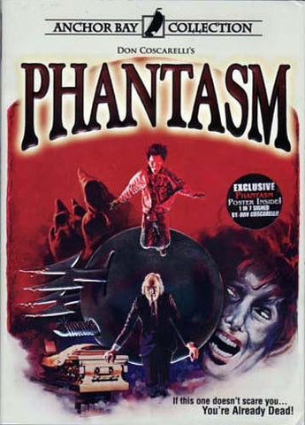 Phantasm (Anchor Bay Collection) DVD Movie