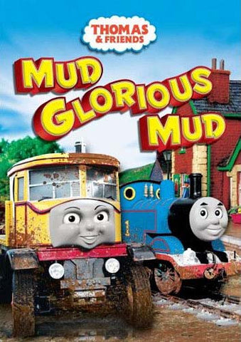 Thomas And Friends - Mud Glorious Mud DVD Movie