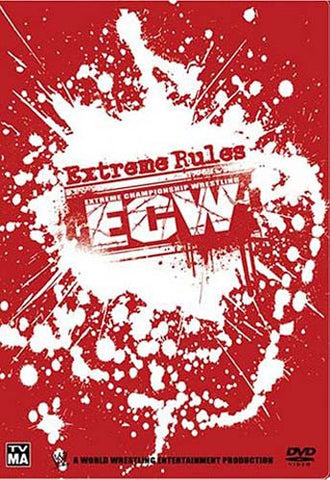 WWE - ECW Extreme Rules DVD Movie