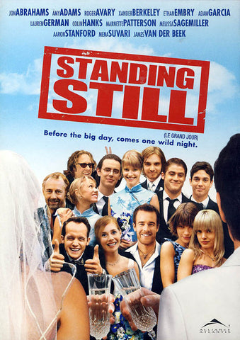 Standing Still (Bilingual) DVD Movie