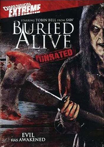 Buried Alive (Unrated) DVD Movie